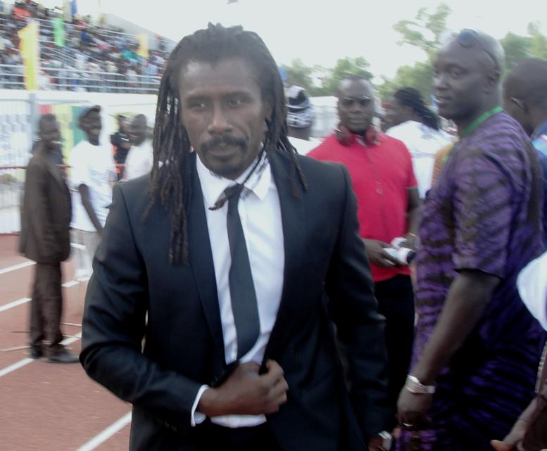 """Mondial 2018-Double duel face au Madagascar: les 26 """"Lions"""" d'Aliou Cissé"""