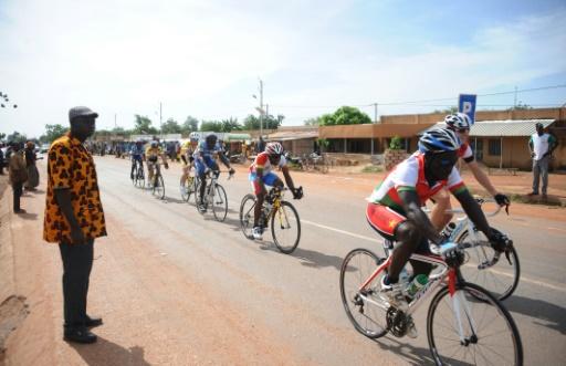 Cyclisme: Tour du Faso sous surveillance en raison de crainte d'attaques jihadistes