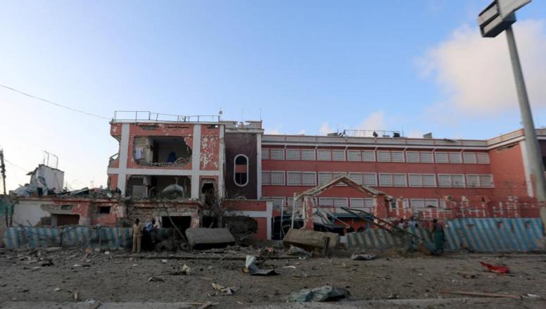Attaque à Mogadiscio: la stratégie de terreur des shebabs somaliens