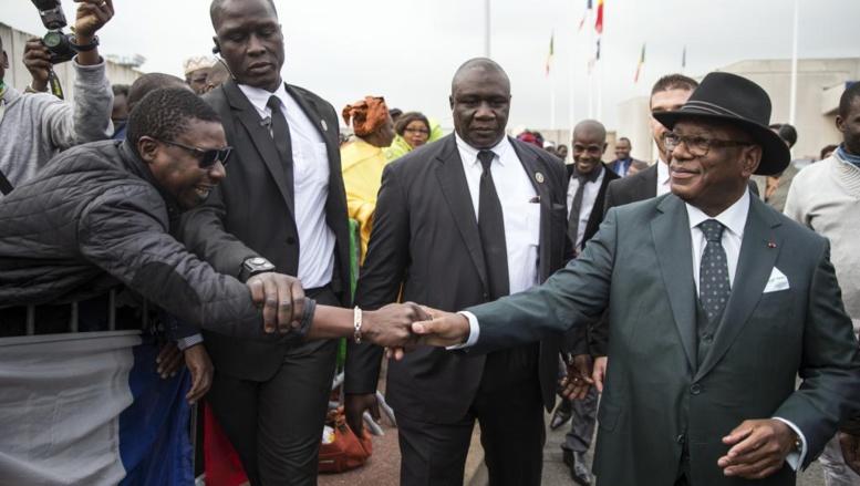 Quand IBK accuse un opposant d'avoir voulu saboter sa visite en France