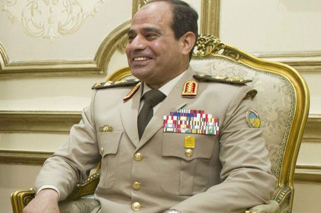 Al-Sissi dénonce la propagande de l'EI