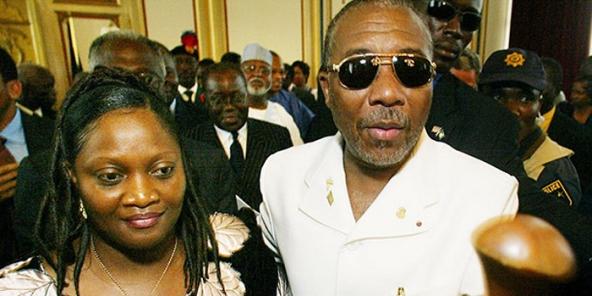 Liberia : l'ex-femme de Charles Taylor veut être candidate à la présidentielle de 2017