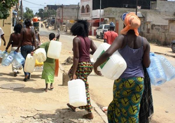 Thiès : Retour à la normale de l'eau : Les populations dénoncent le «Wax waxeet» de la Sde