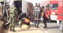 Accident sur la route Saint-Louis : deux morts plusieurs blessés