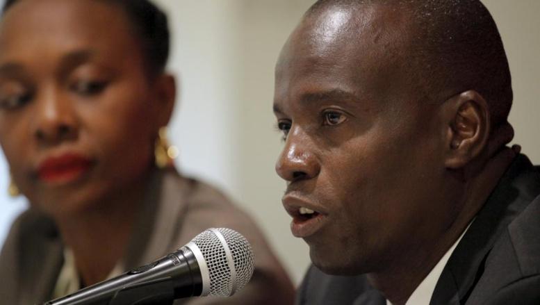 Présidentielle en Haïti: Jovenel Moïse arrive en tête du premier tour