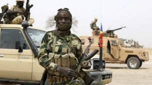 Les FATIC de retour au Tchad