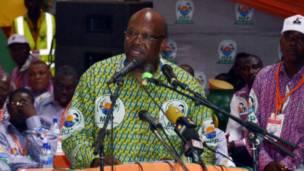 Les Burkinabè en campagne électorale