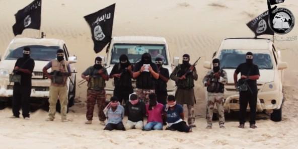 Égypte : la police annonce avoir tué un chef de l'État islamique