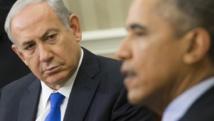 A Washington, Netanyahu se dit favorable à une solution à deux Etats