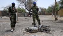 Les environs du lac Tchad sont régulièrement la cible d'attaques de Boko Haram, comme ici à Ngouboua, en avril 2015.