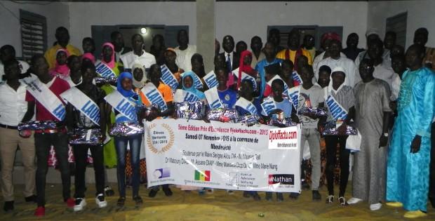 Prix d'excellence Djoloffactu.com: la parité au grand rendez-vous lors de la 5eme édition (photos)