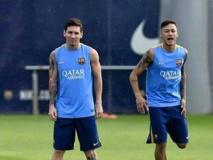Barcelone : bonne nouvelle pour Messi ?