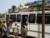 Sédhiou: un trafiquant de drogue tombe avec 2 kg à la gare routière