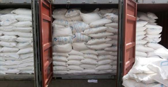Saisie record de 5 tonnes de sucre à la plage de Mbao par l'Orctis