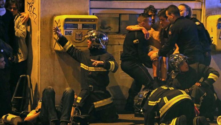 Paris : Au moins 120  morts dans des attaques terroristes vendredi