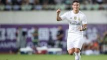 James Rodriguez, un nouveau cas épineux pour le Real Madrid