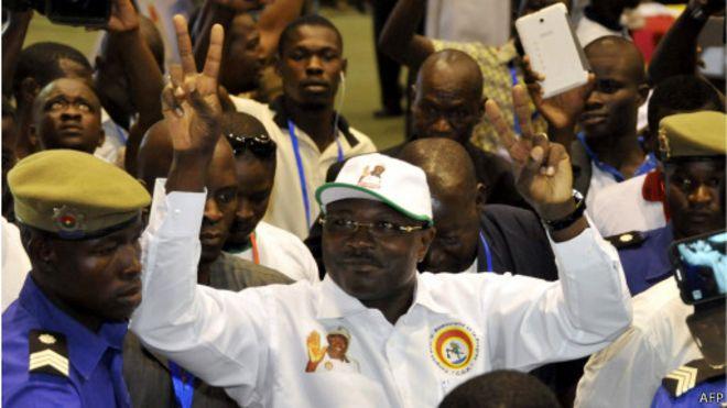 Burkina Faso : le CDP en campagne