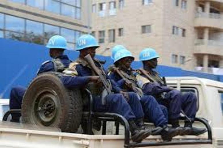300 Casques bleus sénégalais en renfort en Centrafrique