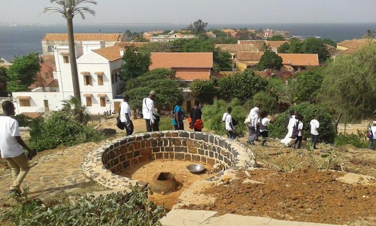 Après Joal-Fadiouth, les journalistes redécouvrent l'histoire de Gorée