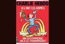 Attentats de Paris: Charlie Hebdo en remet une chouche - une Une qui va secouer