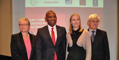Formation/ Lead Campus: Une nouvelle génération de leaders pour l'Afrique de demain