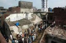 Dakar: l'effondrement d'un bâtiment fait un mort