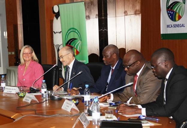 136 kilomètres réhabilités en Casamance, 450 hectares irrigués: le MCC célèbre les résultats de son Compact avec le Sénégal