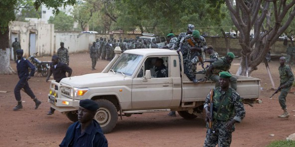 Mali: fusillade dans l'hôtel Radisson à Bamako