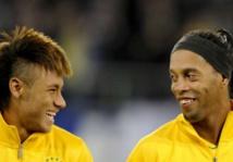"""Ronaldinho : """"Neymar peut jouer dans tous les championnats"""""""