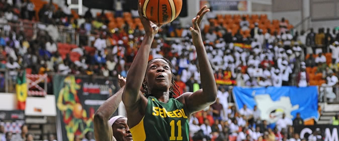 Basket-Maïmouna Diarra rejoint le Primeiro de Agosto d'Angola
