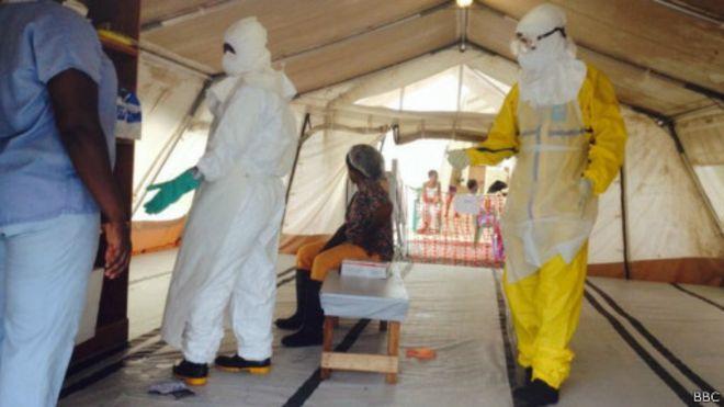 3 nouveaux cas d'Ebola au Libéria