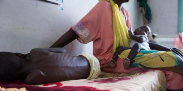 Soudan : près de deux millions d'enfants souffrent de malnutrition