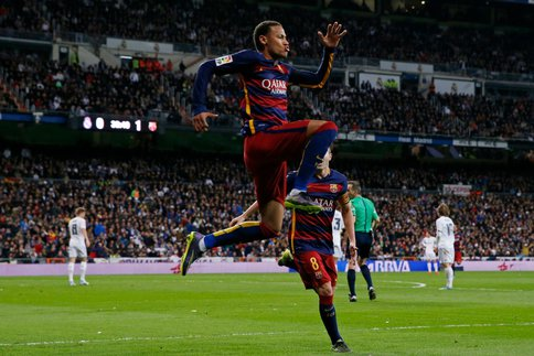 Neymar superstar !