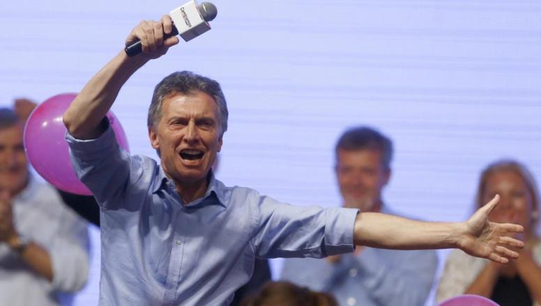 Argentine: le libéral Mauricio Macri, vainqueur de la présidentielle