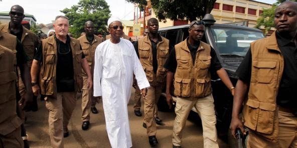 La sécurité des chefs d'État en Afrique, une affaire privée