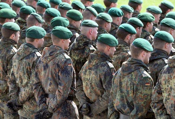 """650 soldats Allemands supplémentaires au Mali pour """"soulager la France"""""""