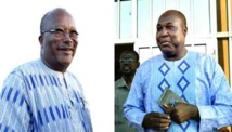 Présidentielle au Burkina : duel au sommet entre Diabré et Kaboré