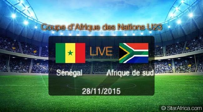"""CAN U23 Sénégal 3 - 1 Afrique du Sud: les """"Lionceaux"""" rugissent d'entrée"""