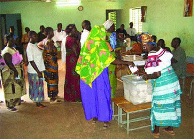 Direct Présidentielle au Burkina Faso: 5,5 millions d'électeurs appelés aux urnes