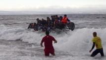 Européens et Turcs en sommet pour endiguer l'afflux de migrants