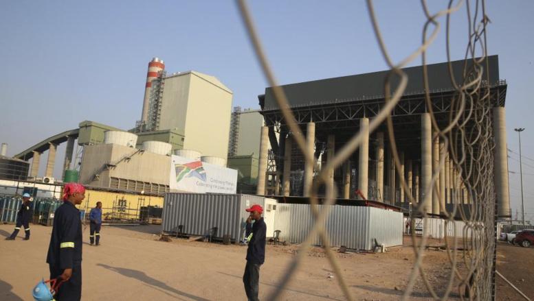 COP21: l'Afrique du Sud, plus gros pollueur d'Afrique, veut s'engager