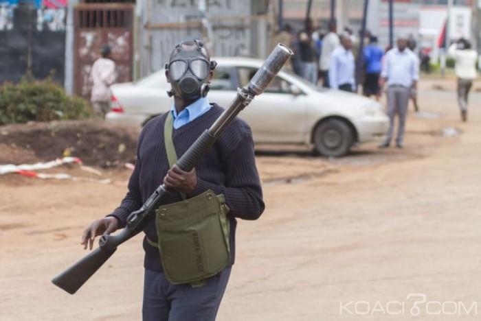 Kenya: Arrestation de deux terroristes qui prévoyaient des attaques à Nairobi