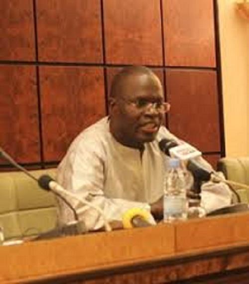 """""""Les populations africaines doivent concevoir et non plus tendre tout le temps la main"""", Khalifa Sall"""