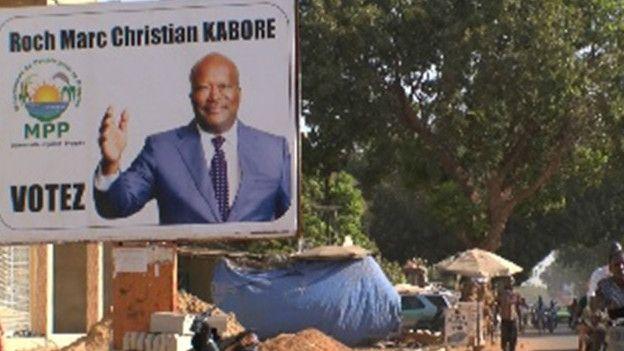 Kaboré, un banquier à la tête du Burkina