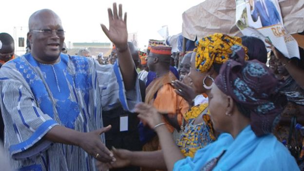 "Burkina Faso - Kaboré: ""Mettons nous au travail"""