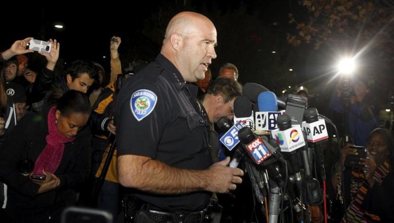 Etats-Unis: fusillade meurtrière à San Bernardino en Californie