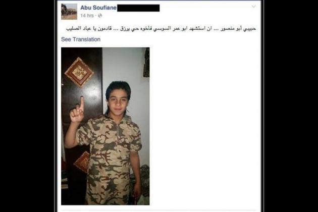 """Daesh: le petit frère d'Abaaoud """"en route pour venir se venger"""""""