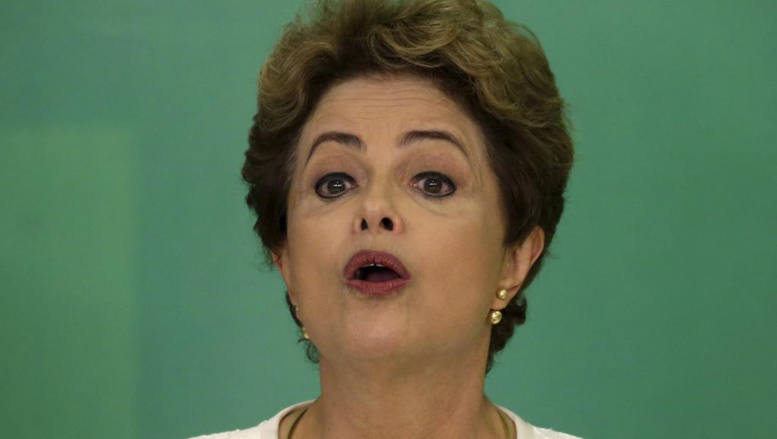 Brésil: une procédure de destitution ouverte contre Dilma Rousseff