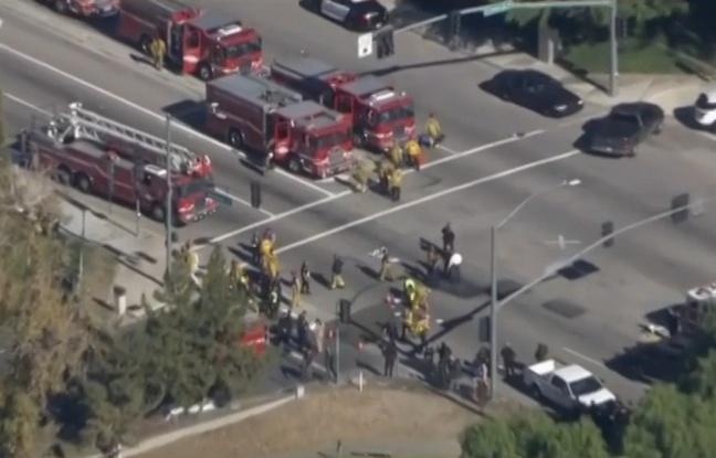 Fusillade en Californie: Douze engins explosifs trouvés au domicile des deux suspects