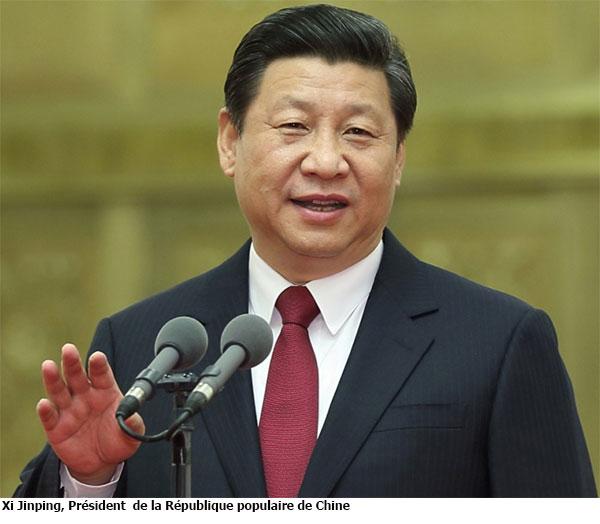 Coopération : 6éme FOCAC-Pékin promet  60 milliards de dollars aux pays africains